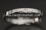 Nhẫn Chopard 750WG kim cương size 13