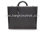 Vali du lịch Louis Vuitton Gras màu đen xám N48190
