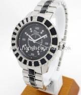 Đồng hồ Christian Dior CD1131 đen trắng