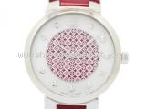 Đồng hồ Louis Vuitton kim cương Q1G00