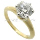 Nhẫn kim cương Tiffany & Co 0.93ct size 8