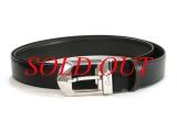 MS5330 Thắt lưng Cartier khóa bạc