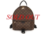 S Balo Louis Vuitton màu nâu M41561