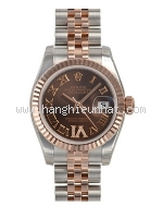 MS4916 Đồng hồ Rolex nữ datejust 179171 socola