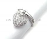 Nhẫn Tiffany&Co Pt950 kim cương