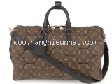 S Túi du lịch Louis Vuitton monogram size 45 M56713