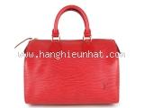 Túi Vuitton epi speedy 25 đỏ