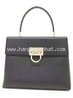 Túi xách Ferragamo Gancini màu đen