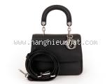 S Túi xách Christian Dior mini màu đen