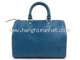 Túi Louis Vuitton speedy 25 xanh nước biển M43015