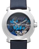 Đồng hồ Chopard happy sport mặt cá xanh
