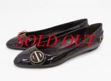 Giày bệt Louis Vuitton màu tím size 37 1/2