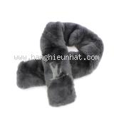 S Khăn lông Louis Vuitton màu xám
