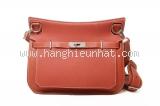 SA Túi đeo chéo Hermes jypsiere 28 màu đỏ cam