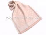 Khăn Louis Vuitton màu hồng M74441