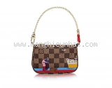 NEW Túi Louis Vuitton Mini Pochette Accessoir M41667