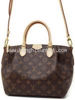 S Túi xách Louis Vuitton Turenne PM màu nâu M48813