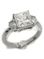 Nhẫn kim cương 2.041ct size 12