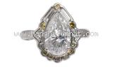 Nhẫn kim cương 3.014 nước D