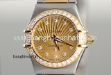 SA đồng hồ Omega constellation nữ 111