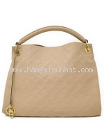 Túi Louis Vuitton monogram Astry MM màu kem M41182
