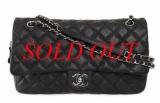 S Túi xách Chanel classic màu đen