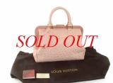 Túi xách Louis Vuitton speedy da đà điểu