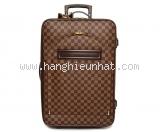Vali du lịch Louis Vuitton damier size 55 màu nâu N23294
