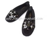 S Giày Louis Vuitton màu đen size 34 1/2