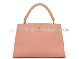 Túi Louis Vuitton Capucines MM màu hồng M94471