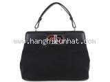Túi xách Bvlgari màu đen