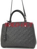 Túi xách Louis Vuitton Montaigne xám M50668