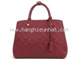 Túi xách Louis Vuitton Montaigne màu đỏ M41196