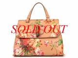 Túi xách Gucci màu hồng hoa