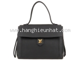 Túi xách Louis Vuitton lock me đen