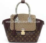 Limited Túi Louis Vuitton quai da trăn EXOTIC