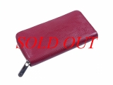 MS7005 Ví Louis Vuitton zippy epi đỏ fushia
