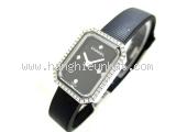 SA Đồng hồ Chanel kim cương dây cao su H2434-S