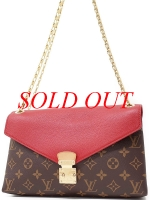 Túi xách Louis Vuitton monogram Pallas M41201