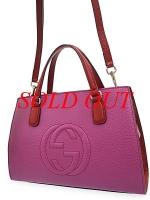 Túi xách Gucci màu tím 431571
