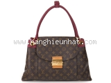 A Túi Louis Vuitton monogram olympe M40816