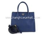SA Túi xách Prada màu xanh BN2693