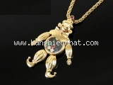 SA Vòng cổ Chopard kim cương chú hề 794.674-SA-Vong-co-Chopard-kim-cuong-chu-he-794674