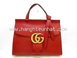 Túi xách Gucci GG Marmont 421890 màu đỏ