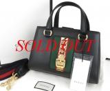 S Túi xách Gucci màu đen 460381