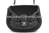 S Túi đeo chéo Chanel màu đen A94247