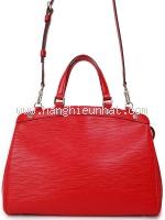 Túi xách Louis Vuitton brea MM màu đỏ M41153