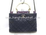SA Túi xách Chanel màu đen A93270