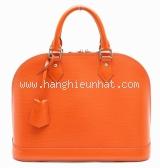 Túi xách Louis Vuitton Alma PM màu cam M40623