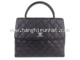 SA Túi xách Chanel màu đen Vintage